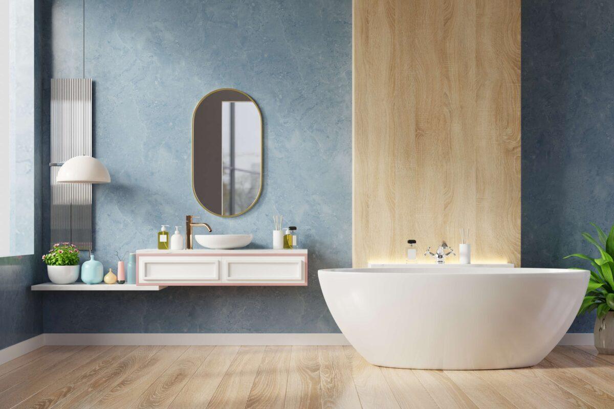 Mezza Design kylpyhuone sisustussuunnittelu hinta